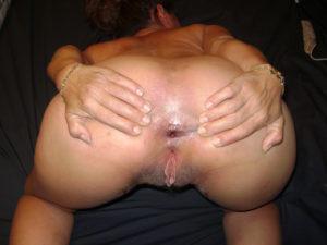 la baise anal y a que ca de vrai avec une salope du 21