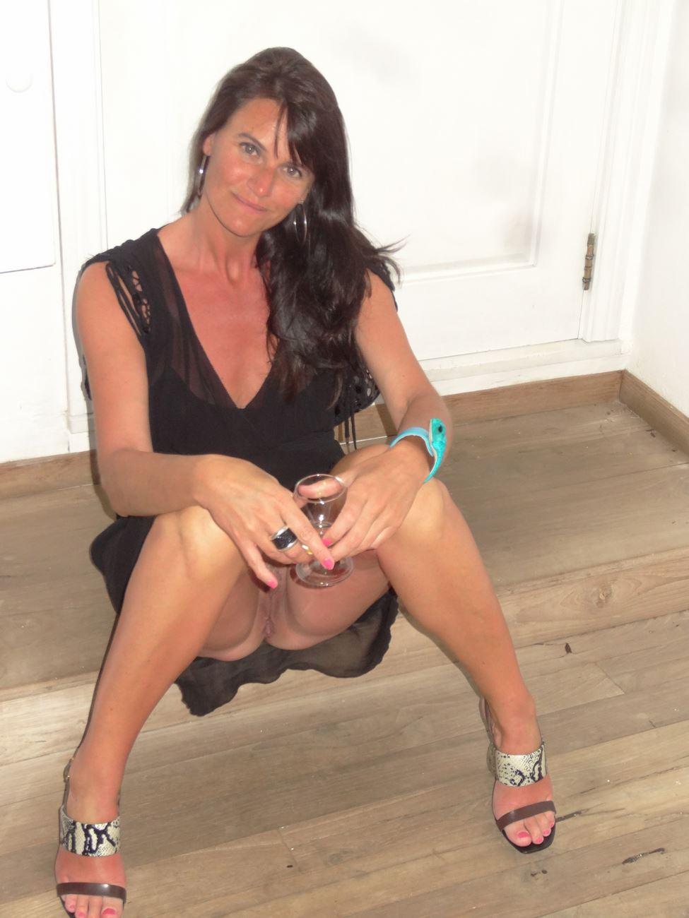 photo porno pour plan cul dans le 59 avec femme mature nue